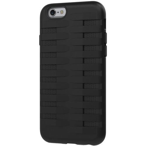 Urge Basics Cobra Apple iPhone 6 Silicone Dual Protective Case - Black