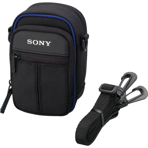 Sony LCS-CSJ Soft Carrying Case for Digital Cameras - Black