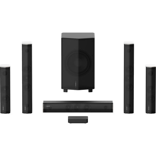 Enclave CineHome Pro 5.1 Wireless Home Theater Surround Sound CineHub Edition Bundle