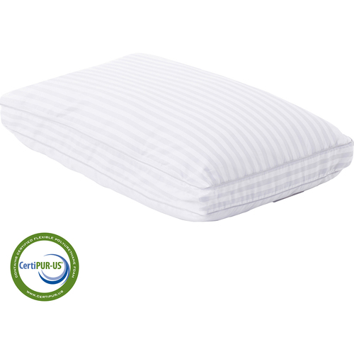 Convolution Memory Foam Pillow, Queen