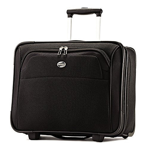 American Tourister iLite Xtreme Wheeled Boarding Bag - Black