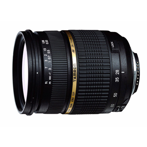 Tamron 28-75mm F/2.8 SP AF Macro  XR Di LD-IF For Canon, With 6-Year USA Warranty
