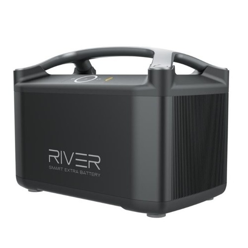 River Pro 1440Wh Extra Battery Expansion Pack - EFRIVER600PRO-EB-UE