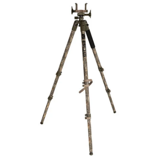Bog DeathGrip Realtree Camo Hunting and Shooting Clamping Tripod - 1134446