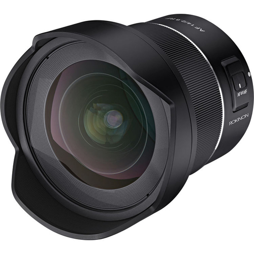 ROKINON AF14mm F2.8 Auto Focus Full Frame Lens for Canon RF - (IO14AF-RF)