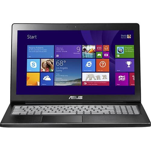 Asus Q501LA-BSI5T19 15.6` (1920x1080) IPS Touch Screen i5-4200U Notebook PC - REFURB