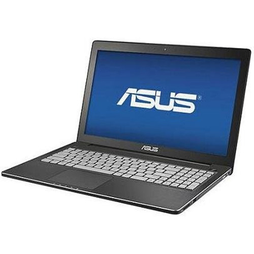 Asus 15.6` Touch-Screen  Core i7-4500U Black Laptop