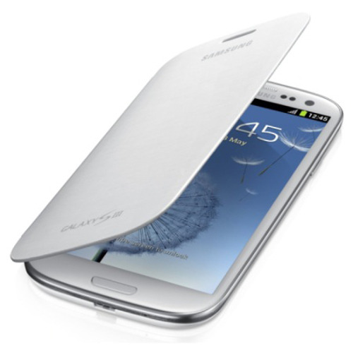 SYN Battery Case for Galaxy S3 - White