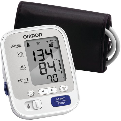 Omron 5 Series Upper Arm Blood Pressure Monitor with D-Ring (BP742N)