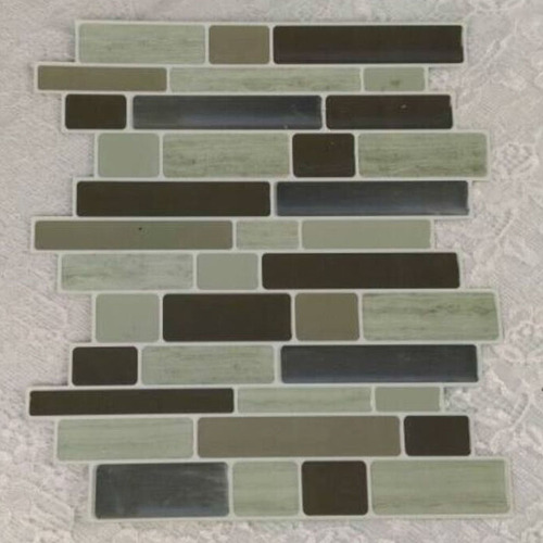 ViceHQ Wall Paper Adhesive Tile Sheets 6 (10` X 10`) Per Pack