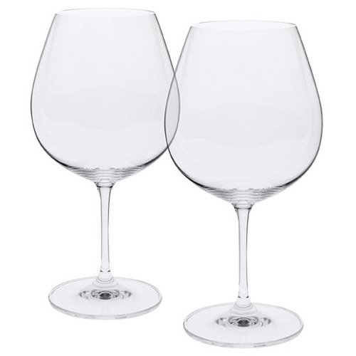 Vinum Burgundy Wine Glasses - Set of 2