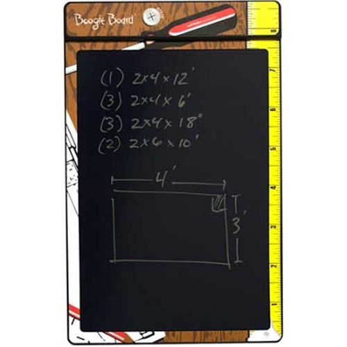 Boogie Board 8.5-Inch LCD Writing Tablet, Shop Notes