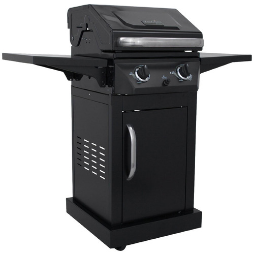 Char-Broil Classic C-22GO 300 sq. inch, 30,000 BTU, 2-Burner Gas Grill with Single Door