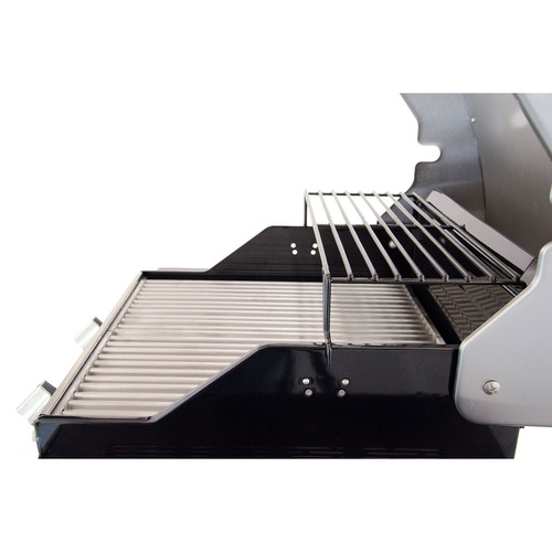Char-Broil Performance T-22D TRU Infrared, 340 sq. inch, Urban Gas Grill w/ Folding Shelves