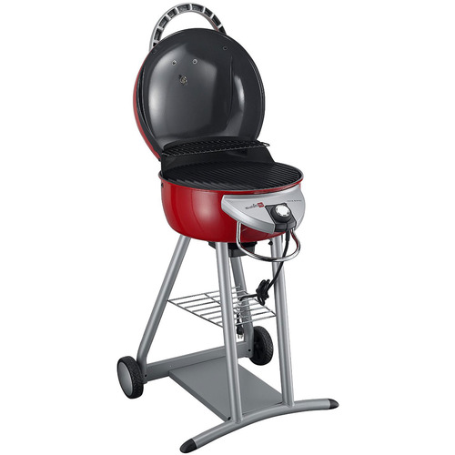 Char-Broil Patio Bistro Tru-Infrared Electric Grill, Red