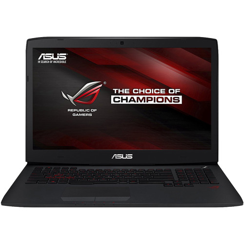 Asus ROG G751JMBHI7N27 17.3` GeForce GTX 860M, Core i7-4710HQ Gaming Laptop